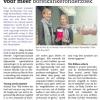 Krantenartikel - Nijkerk Nu - Oktober 2017